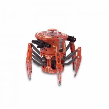 美国 HEXBUG 赫宝遥控机器虫系列 蜘蛛战士(红色)