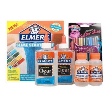 美国 Elmer's 艾默思 史莱姆魔法胶水儿童套装
