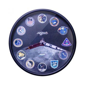 美国GI  NASA阿波罗50周年纪念AR钟表