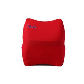 Haoniu 智能按摩汽车颈枕 红色