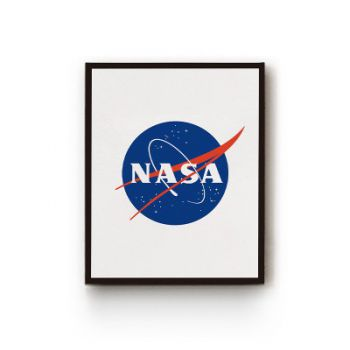 AstroReality太空主题装饰画 NASA装饰画 无灯