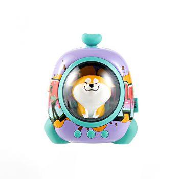 黄油猫太空舱太空背包蓝牙音箱 瓷白少年