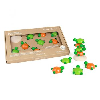 milaniwood益智游戏-叠叠龟