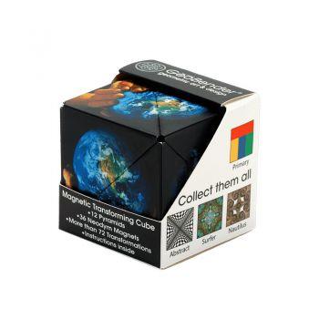 Geobender磁性魔方 拯救地球