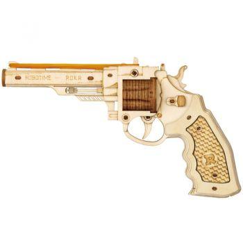 若客 LQ皮筋枪 史密斯M60左轮手枪