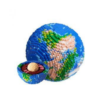 AstroReality 3D拼装像素地球终极版